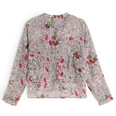 Star Floral Bowknot Layered BlouseBlouses<br>Star Floral Bowknot Layered Blouse<br><br>Collar: Bow Tie Collar<br>Embellishment: Bowknot<br>Material: Cotton, Polyester<br>Occasion: Casual<br>Package Contents: 1 x Blouse<br>Pattern Type: Floral, Star<br>Seasons: Autumn,Spring<br>Shirt Length: Regular<br>Sleeve Length: Full<br>Style: Fashion<br>Weight: 0.2200kg