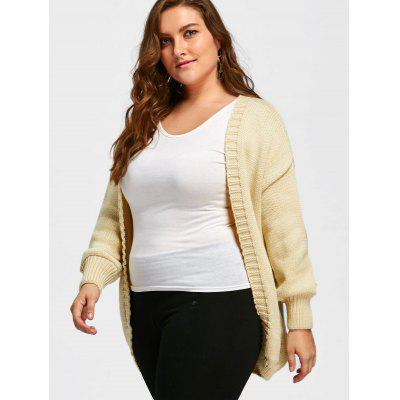 Plus Size Batwing Sleeve Knit Kimono CardiganPlus Size<br>Plus Size Batwing Sleeve Knit Kimono Cardigan<br><br>Collar: Collarless<br>Material: Cotton, Polyester<br>Package Contents: 1 x Cardigan<br>Pattern Type: Solid<br>Season: Fall, Winter<br>Sleeve Length: Full<br>Style: Fashion<br>Type: Cardigans<br>Weight: 0.6000kg