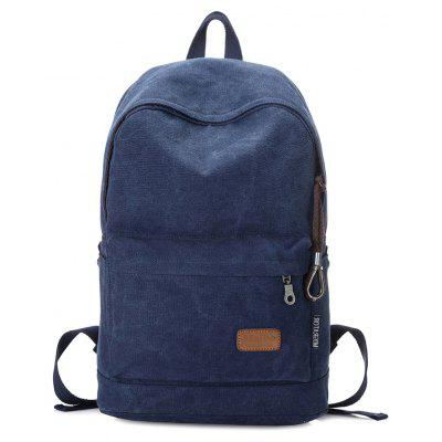 Stitching School Backpack