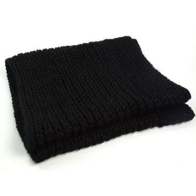 Outdoor Thicken Knit Chunky Long ScarfScarves<br>Outdoor Thicken Knit Chunky Long Scarf<br><br>Gender: Unisex<br>Group: Adult<br>Length (CM): 60CM<br>Material: Acrylic<br>Package Contents: 1 x Scarf<br>Scarf Type: Scarf<br>Scarf Width (CM): 30CM<br>Season: Fall, Winter, Spring<br>Style: Fashion<br>Weight: 0.2000kg