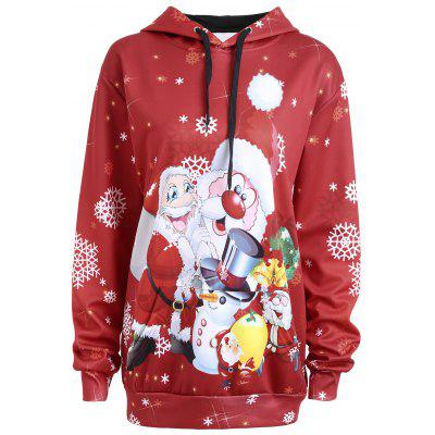 Christmas Santa Claus Snowman Plus Size Hoodie free shipping for epson l800 t50 r290 t60 p50 printer head for epson f180000 original head page 3