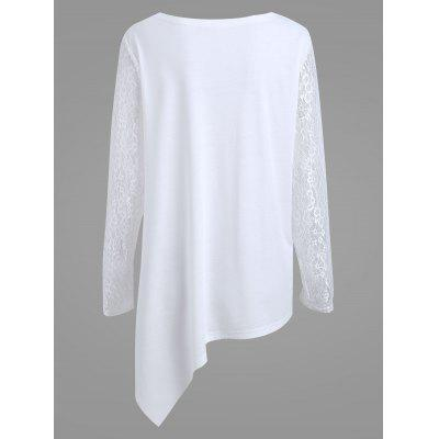 Plus Size Love Christmas Lace Sleeve T-shirtPlus Size Tops<br>Plus Size Love Christmas Lace Sleeve T-shirt<br><br>Collar: Scoop Neck<br>Embellishment: Hollow Out,Lace<br>Material: Polyester<br>Package Contents: 1 x Tee<br>Pattern Type: Letter<br>Season: Winter, Fall<br>Shirt Length: Long<br>Sleeve Length: Full<br>Style: Fashion<br>Weight: 0.3100kg