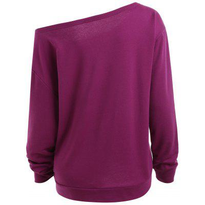 Plus Size Joy Believe Christmas Skew Neck SweatshirtPlus Size Tops<br>Plus Size Joy Believe Christmas Skew Neck Sweatshirt<br><br>Material: Cotton Blend, Polyester<br>Package Contents: 1 x Sweatshirt<br>Pattern Style: Letter<br>Season: Fall, Winter<br>Shirt Length: Regular<br>Sleeve Length: Full<br>Style: Fashion<br>Weight: 0.4100kg