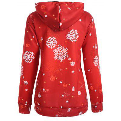 Christmas Snowman Snowflake Santa Claus HoodieSweatshirts &amp; Hoodies<br>Christmas Snowman Snowflake Santa Claus Hoodie<br><br>Material: Polyester, Spandex<br>Package Contents: 1 x Hoodie<br>Pattern Style: Others<br>Season: Fall, Spring<br>Shirt Length: Regular<br>Sleeve Length: Full<br>Style: Novelty<br>Weight: 0.4200kg