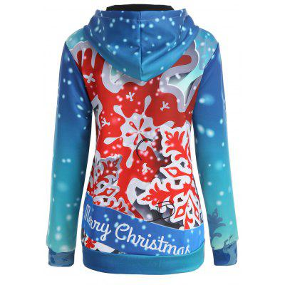 Merry Christmas Santa Claus HoodieSweatshirts &amp; Hoodies<br>Merry Christmas Santa Claus Hoodie<br><br>Material: Polyester, Spandex<br>Package Contents: 1 x Hoodie<br>Pattern Style: Others<br>Season: Fall, Spring<br>Shirt Length: Regular<br>Sleeve Length: Full<br>Style: Novelty<br>Weight: 0.4200kg