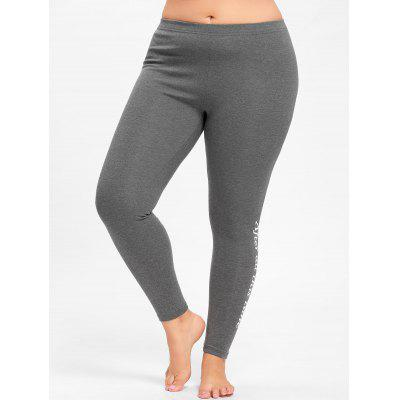 Plus Size  After This Time Slim LeggingsPlus Size<br>Plus Size  After This Time Slim Leggings<br><br>Closure Type: Elastic Waist<br>Elasticity: Elastic<br>Fit Type: Skinny<br>Length: Ninth<br>Material: Polyester<br>Package Contents: 1 x Leggings<br>Pant Style: Pencil Pants<br>Pattern Type: Letter<br>Style: Casual<br>Waist Type: Mid<br>Weight: 0.2900kg