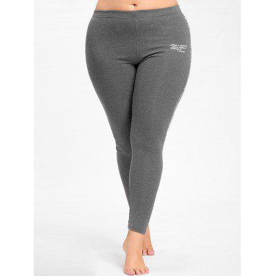 Plus Size Side Letter Slim LeggingsPlus Size<br>Plus Size Side Letter Slim Leggings<br><br>Closure Type: Elastic Waist<br>Elasticity: Elastic<br>Fit Type: Skinny<br>Length: Normal<br>Material: Polyester<br>Package Contents: 1 x Pants<br>Pant Style: Pencil Pants<br>Pattern Type: Letter<br>Style: Casual<br>Waist Type: Mid<br>Weight: 0.3000kg