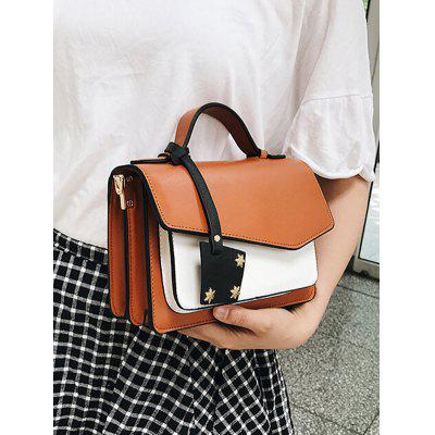 Color Block Multi Interlayers Crossbody BagCrossbody Bags<br>Color Block Multi Interlayers Crossbody Bag<br><br>Closure Type: Magnetic Closure<br>Gender: For Women<br>Handbag Size: Mini(&lt;20cm)<br>Handbag Type: Crossbody bag<br>Interior: Cell Phone Pocket<br>Main Material: PU<br>Occasion: Versatile<br>Package Contents: 1 x Crossbody Bag<br>Pattern Type: Others<br>Size(CM)(L*W*H): 20*8*15<br>Style: Fashion<br>Weight: 0.5500kg