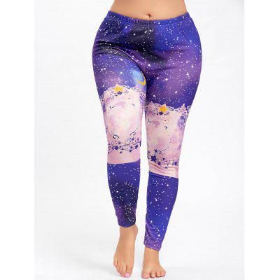 Plus Size Christmas Galaxy Printed Slim LeggingsPlus Size<br>Plus Size Christmas Galaxy Printed Slim Leggings<br><br>Closure Type: Elastic Waist<br>Fit Type: Skinny<br>Length: Normal<br>Material: Polyester<br>Package Contents: 1 x Leggings<br>Pant Style: Pencil Pants<br>Pattern Type: Star<br>Style: Fashion<br>Waist Type: High<br>Weight: 0.2500kg
