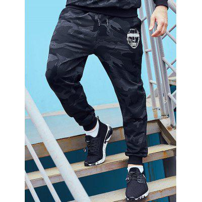 Drawstring Camo Mens Jogger PantsMens Pants<br>Drawstring Camo Mens Jogger Pants<br><br>Fit Type: Regular<br>Front Style: Flat<br>Material: Polyester<br>Package Contents: 1 x Pants<br>Pant Length: Long Pants<br>Pant Style: Jogger Pants<br>Style: Casual<br>Waist Type: Mid<br>Weight: 0.7100kg