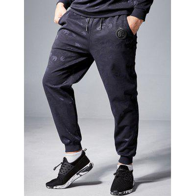 Drawstring Printed Mens Jogger PantsMens Pants<br>Drawstring Printed Mens Jogger Pants<br><br>Fit Type: Regular<br>Front Style: Flat<br>Material: Polyester<br>Package Contents: 1 x Pants<br>Pant Length: Long Pants<br>Pant Style: Jogger Pants<br>Style: Casual<br>Waist Type: Mid<br>Weight: 0.7200kg