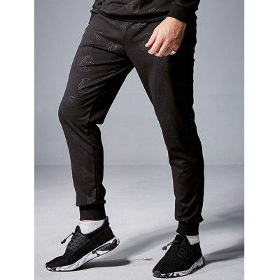 Mens Drawstring Printed Jogger PantsMens Pants<br>Mens Drawstring Printed Jogger Pants<br><br>Fit Type: Regular<br>Front Style: Flat<br>Material: Polyester<br>Package Contents: 1 x Pants<br>Pant Length: Long Pants<br>Pant Style: Jogger Pants<br>Style: Casual<br>Waist Type: Mid<br>Weight: 0.6700kg