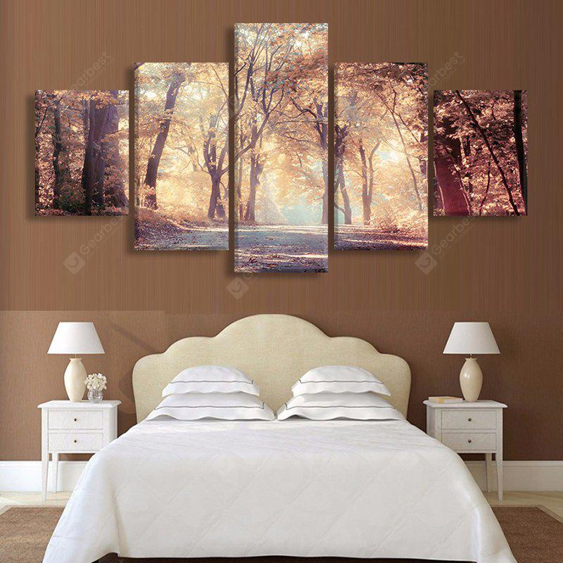 Forest Tree Scenery Canvas Prints Wall Art Painting