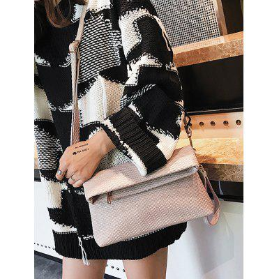 Multi Function Fold Over Clutch BagHandbags<br>Multi Function Fold Over Clutch Bag<br><br>Closure Type: Zipper<br>Gender: For Women<br>Handbag Size: Small(20-30cm)<br>Handbag Type: Day Clutches<br>Main Material: PU<br>Occasion: Versatile<br>Package Contents: 1 x Clutch Bag<br>Pattern Type: Solid<br>Size(CM)(L*W*H): 28*4*18<br>Style: Fashion<br>Weight: 0.6000kg