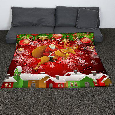 Santa Claus and Baubles Pattern Coral Fleece BlanketBlanksts&amp; Throws<br>Santa Claus and Baubles Pattern Coral Fleece Blanket<br><br>Material: Fleece<br>Package Contents: 1 x Blanket<br>Pattern Type: Santa Claus<br>Type: Coral FLeece<br>Weight: 0.6300kg