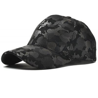 Outdoor Camouflage Pattern Baseball Hat