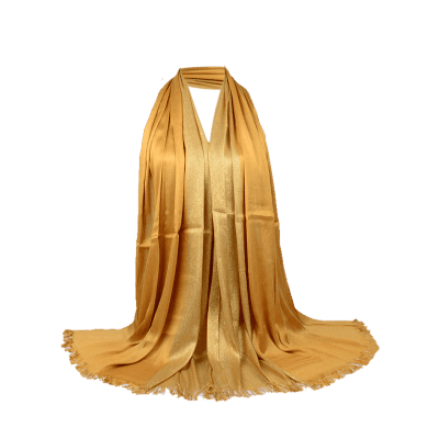 Vintage Spun Gold Tone Long ScarfScarves<br>Vintage Spun Gold Tone Long Scarf<br><br>Gender: For Women<br>Group: Adult<br>Length (CM): 175CM<br>Package Contents: 1 x Scarf<br>Scarf Length: 135-175CM<br>Scarf Type: Scarf<br>Scarf Width (CM): 68CM<br>Season: Fall, Winter, Spring<br>Style: Vintage<br>Weight: 0.1550kg