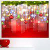 Color Balloon Christmas Gifts Wall Sticker Decoratives - COLORFUL