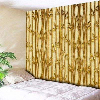 Wall Hanging Plant Print Bedroom Tapestry