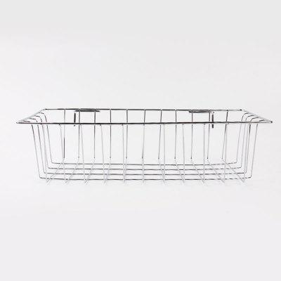 Household Stainless Steel Wire Hanging Storage Basket