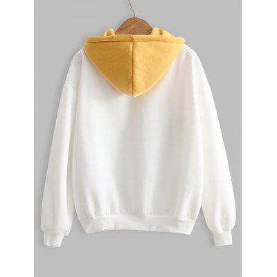 Letter Contrasting Patches HoodieSweatshirts &amp; Hoodies<br>Letter Contrasting Patches Hoodie<br><br>Clothing Style: Hoodie<br>Material: Cotton, Polyester<br>Package Contents: 1 x Hoodie<br>Pattern Style: Letter<br>Shirt Length: Regular<br>Sleeve Length: Full<br>Weight: 0.5300kg