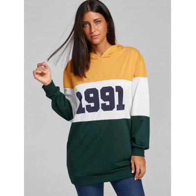 Color Block Striped HoodieSweatshirts &amp; Hoodies<br>Color Block Striped Hoodie<br><br>Material: Polyester, Spandex<br>Package Contents: 1 x Hoodie<br>Pattern Style: Others<br>Season: Fall, Spring<br>Shirt Length: Long<br>Sleeve Length: Full<br>Style: Fashion<br>Weight: 0.4200kg