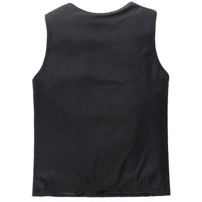 Snap Button V Neck Flocking WaistcoatWaistcoats<br>Snap Button V Neck Flocking Waistcoat<br><br>Closure Type: Single Breasted<br>Collar: V-Neck<br>Material: Polyester<br>Package Contents: 1 x Waistcoat<br>Shirt Length: Regular<br>Style: Casual<br>Thickness: Standard<br>Weight: 0.5500kg