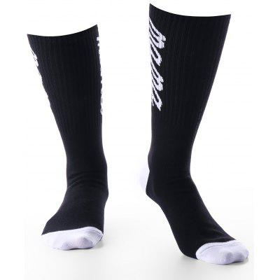 Mama Printed Two Tone Ankle SocksWomens Socks &amp; Hosieries<br>Mama Printed Two Tone Ankle Socks<br><br>Gender: Unisex<br>Group: Adult<br>Material: Polyester<br>Package Contents: 1 x Sock (Pair)<br>Pattern Type: Letter<br>Style: Fashion<br>Type: Socks<br>Weight: 0.1000kg