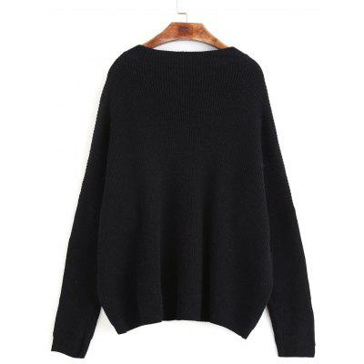 V Neck Embellished Hollow Out SweaterSweaters &amp; Cardigans<br>V Neck Embellished Hollow Out Sweater<br><br>Collar: V-Neck<br>Material: Polyester<br>Package Contents: 1 x Sweater<br>Sleeve Length: Full<br>Style: Casual<br>Type: Pullovers<br>Weight: 0.4900kg