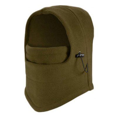 Outdoor Windproof Thermal Cycling Hat with Face Mask