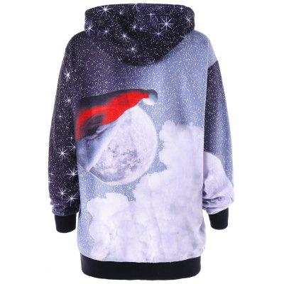 Drawstring Neck Galaxy HoodieSweatshirts &amp; Hoodies<br>Drawstring Neck Galaxy Hoodie<br><br>Material: Polyester<br>Package Contents: 1 x Hoodie<br>Pattern Style: Others<br>Season: Fall, Spring<br>Shirt Length: Regular<br>Sleeve Length: Full<br>Style: Casual<br>Weight: 0.6000kg