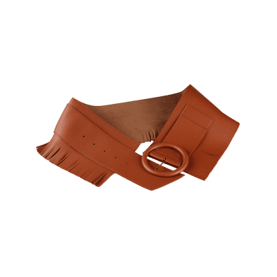 Vintage Round Buckle Fringed Embellished High Waist BeltWomens Belts<br>Vintage Round Buckle Fringed Embellished High Waist Belt<br><br>Belt Length: 95CM<br>Belt Material: PU<br>Belt Silhouette: Buckle<br>Belt Width: 14.5CM<br>Gender: For Women<br>Group: Adult<br>Package Contents: 1 x Belt<br>Pattern Type: Others<br>Style: Fashion<br>Weight: 0.1920kg