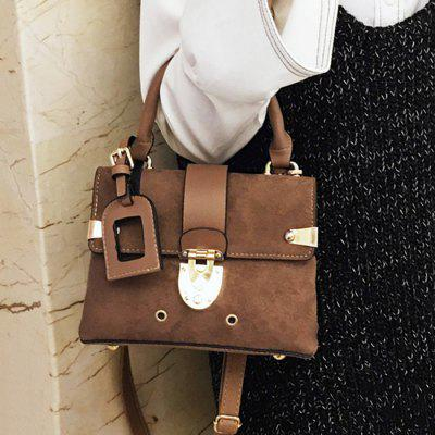 Metal Embellished PU Leather Crossbody BagCrossbody Bags<br>Metal Embellished PU Leather Crossbody Bag<br><br>Closure Type: Hasp<br>Gender: For Women<br>Handbag Size: Small(20-30cm)<br>Handbag Type: Crossbody bag<br>Main Material: PU<br>Occasion: Versatile<br>Package Contents: 1 x Crossbody Bag<br>Package Size(L x W x H): 30.00 x 5.00 x 20.00 cm / 11.81 x 1.97 x 7.87 inches<br>Pattern Type: Solid<br>Size(CM)(L*W*H): 21*8*16<br>Style: Fashion<br>Weight: 0.6000kg