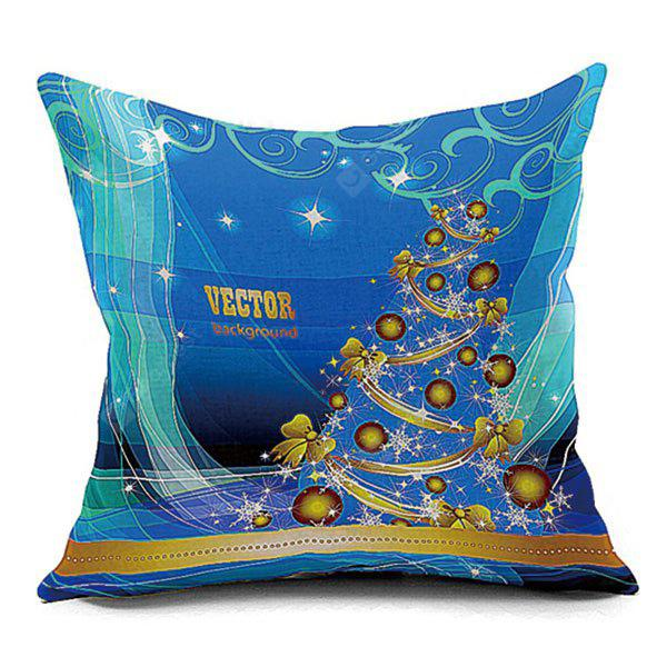 Christmas Graphic Decorative Throw Pillow Case
