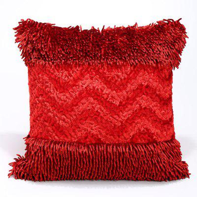 Handmade Coral Tentacles Shape Pillow Case
