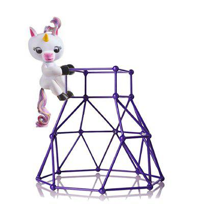 Fingerlings Animals Climbing Stand Movement Support