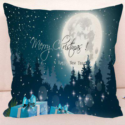 Merry Christmas Happy New Year Gift Pillowcase