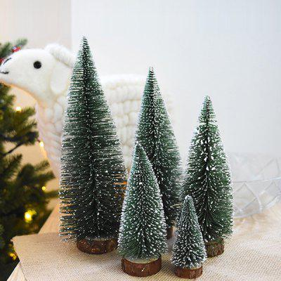 Home Decoration Artificial Mini Christmas Tree