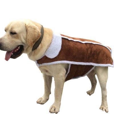 Berber Fleece Suedette Keep Warm Clothes for Dog
