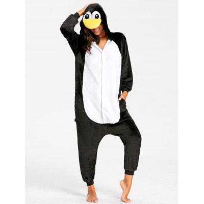 Penguin Baby Animal Onesie Pajama for Adult