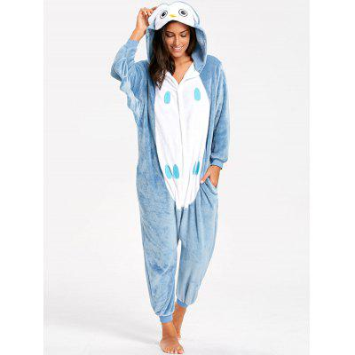 Owl Animal Onesie Pajama for AdultPajamas<br>Owl Animal Onesie Pajama for Adult<br><br>Fabric Type: Fleece<br>Material: Polyester<br>Package Contents: 1 x Pajama<br>Pattern Type: Animal<br>Weight: 0.5000kg