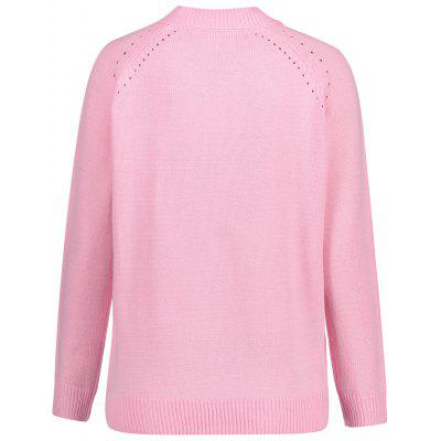 Plus Size Mock Neck Floral Embroidered SweaterPlus Size<br>Plus Size Mock Neck Floral Embroidered Sweater<br><br>Collar: High Collar<br>Material: Polyester<br>Package Contents: 1 x Sweater<br>Pattern Type: Floral<br>Season: Winter, Fall<br>Sleeve Length: Full<br>Style: Fashion<br>Type: Pullovers<br>Weight: 0.5500kg