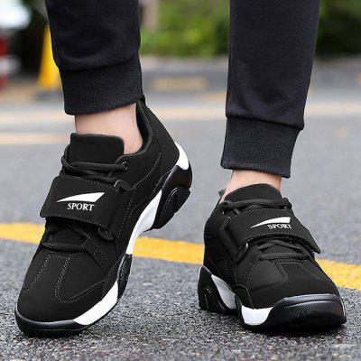Sports Casual Suede Panels Athletic ShoesCasual Shoes<br>Sports Casual Suede Panels Athletic Shoes<br><br>Closure Type: Lace-Up<br>Embellishment: Letter<br>Gender: For Men<br>Occasion: Casual<br>Outsole Material: Rubber<br>Package Contents: 1 x Athletic Shoes (pair)<br>Pattern Type: Patchwork<br>Season: Winter, Spring/Fall<br>Shoe Width: Medium(B/M)<br>Toe Shape: Round Toe<br>Toe Style: Closed Toe<br>Upper Material: Suede<br>Weight: 1.1400kg