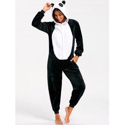 Cute Panda Animal Onesie Pajamas