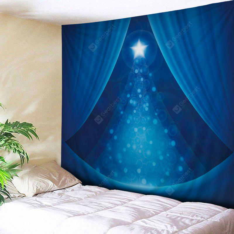 Wall Hanging Art Christmas Star Print Tapestry