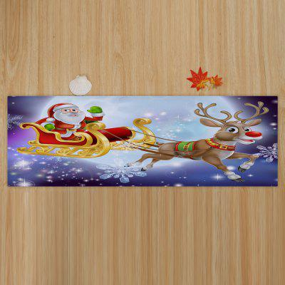 Christmas Sled Print Skidproof Coral Fleece Bath MatBlankets&amp; Throws<br>Christmas Sled Print Skidproof Coral Fleece Bath Mat<br><br>Materials: Coral FLeece<br>Package Contents: 1 x Rug<br>Pattern: Elk,Santa Claus<br>Products Type: Bath rugs<br>Shape: Rectangular<br>Style: Festival