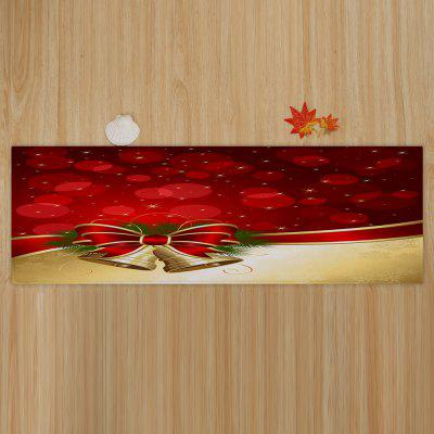 Christmas Bell Print Skidproof Coral Fleece Bath MatBlankets&amp; Throws<br>Christmas Bell Print Skidproof Coral Fleece Bath Mat<br><br>Materials: Coral FLeece<br>Package Contents: 1 x Rug<br>Products Type: Bath rugs<br>Shape: Rectangular<br>Style: Festival