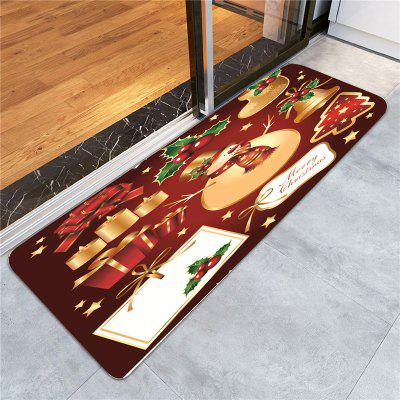 Snowman and Gift Pattern Skidproof RugBlankets&amp; Throws<br>Snowman and Gift Pattern Skidproof Rug<br><br>Materials: Coral FLeece<br>Package Contents: 1 x Rug<br>Pattern: Snowman<br>Products Type: Bath rugs<br>Shape: Rectangle<br>Style: Festival