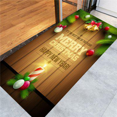 Christmas Candle And Balls Pattern Area RugCarpets &amp; Rugs<br>Christmas Candle And Balls Pattern Area Rug<br><br>Materials: Coral FLeece<br>Package Contents: 1 x Area Rug<br>Pattern: Ball,Letter<br>Products Type: Bath rugs<br>Shape: Rectangular<br>Style: Festival