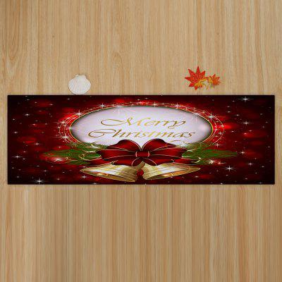 Christmas Bells Printed Coral Fleece Nonslip Bath MatCarpets &amp; Rugs<br>Christmas Bells Printed Coral Fleece Nonslip Bath Mat<br><br>Materials: Coral FLeece<br>Package Contents: 1 x Rug<br>Products Type: Bath rugs<br>Shape: Rectangular<br>Style: Festival